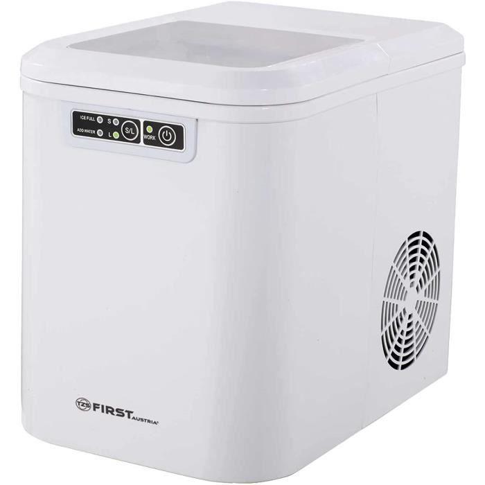 Machine Glaons Electrique 150 W Machine Glace Domestique 2 Tailles et 3 Formes de Glaons Prts en 9 10 Minutes Rservoir dEa[9]