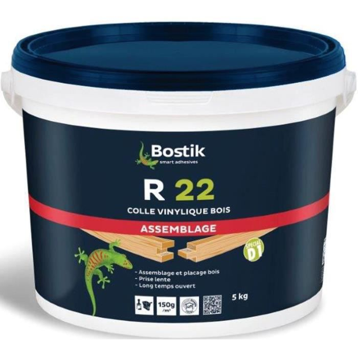 Bostik R22 Colle vinylique 5 kg