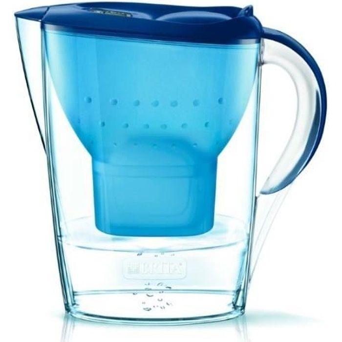 Carafe Filtrante Brita Marella 2,4 L Bleu