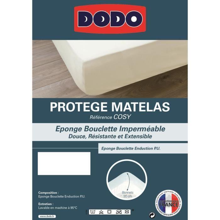 DODO Cosy Protège matelas - 160 x 200 cm