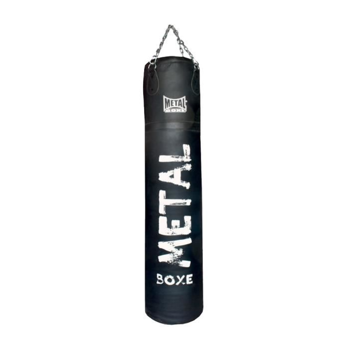 METAL BOXE Sac de frappe Heracles en cuir - 160