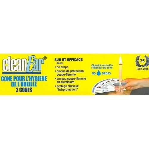Bougie cleaner Hopi - 3 paires
