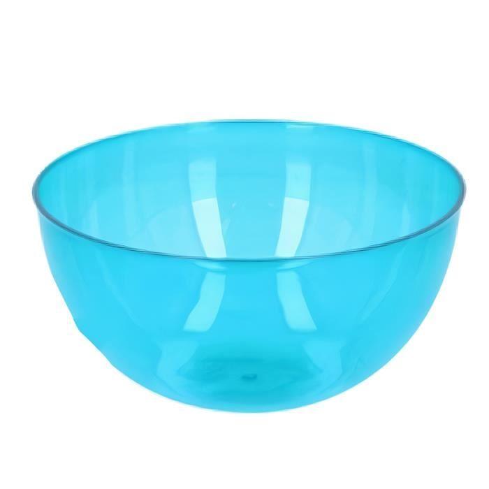 TOM saladier turquoise 25,5x12,3cm
