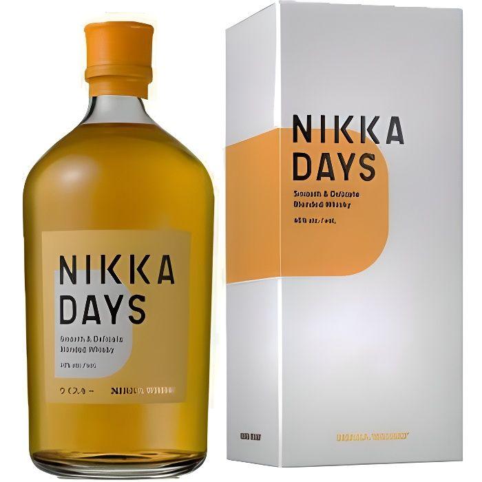 WHISKY BOURBON SCOTCH Nikka Days - Whisky blend Japonais - 40%vol - 70cl