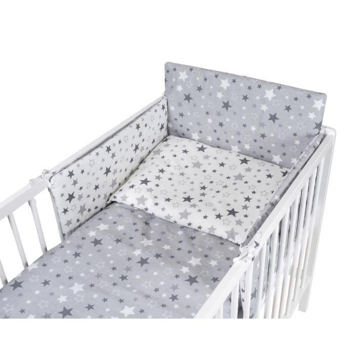 lit oreiller Lit bébé forfait comprend lit couette