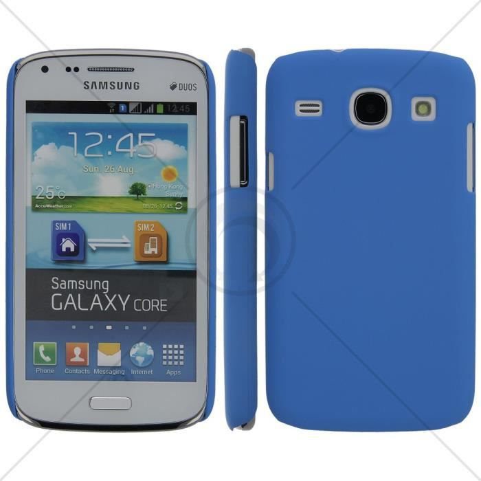 Core I8260 I8260 Galaxy Core Bleu