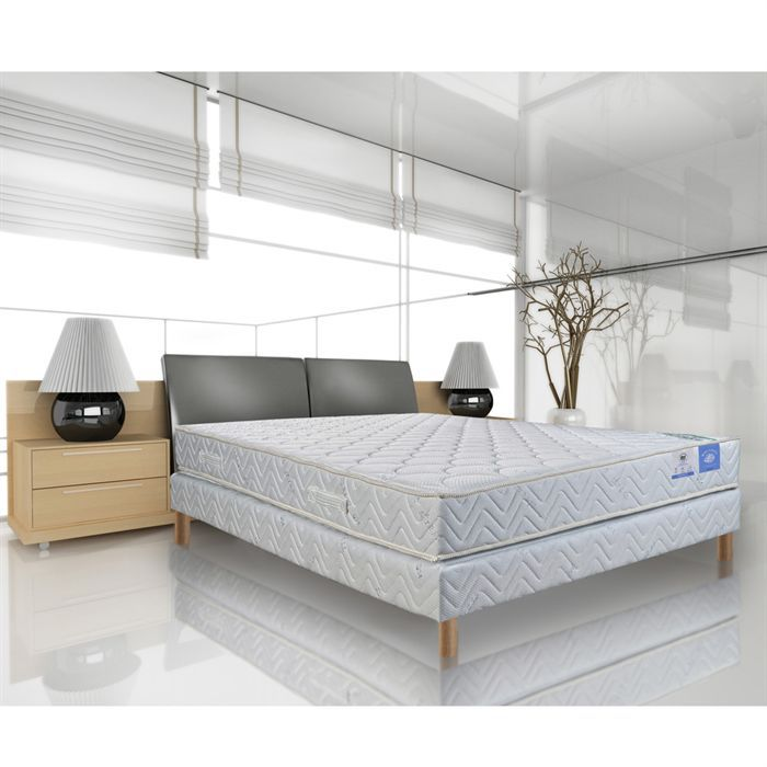 matelas belle literie 160x200cm mousse 55 kg m3 achat vente matelas cdiscount. Black Bedroom Furniture Sets. Home Design Ideas