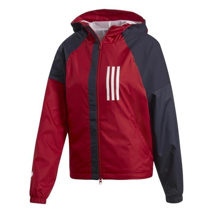 adidas jacket femme