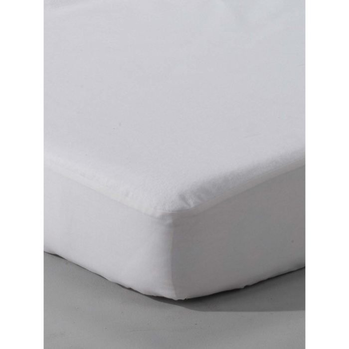 Sweet home prot ge matelas molleton absorbant 160x200cm achat vente prot ge matelas soldes - Protege matelas 160 x 200 ...