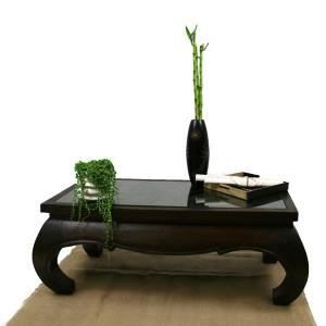 Sun d koh table basse opium vitr e sculpture achat for Table basse vitree
