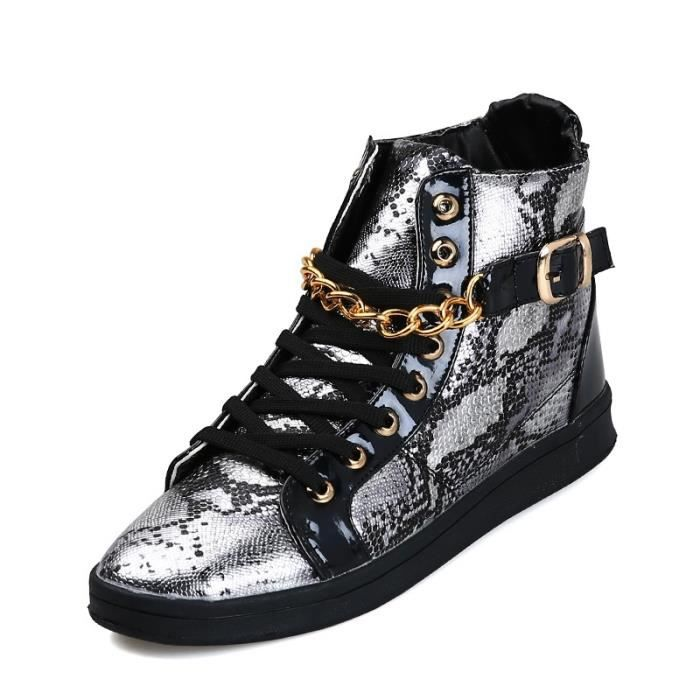 Botte Homme LoisirsVintage Joker Superstar styled'or taille41 6O2W12Ece