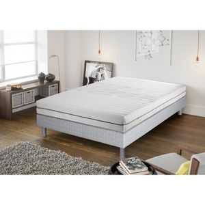 matelas 160x200 ressorts ensaches 7 zones achat vente matelas 160x200 res. Black Bedroom Furniture Sets. Home Design Ideas