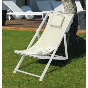 Santiago chaise chilienne bois polyester achat vente for Soldes chaises bois