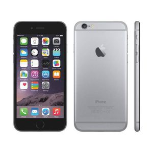SMARTPHONE APPLE iPhone 6 16Go Gris Sidéral,