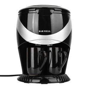 CAFETIÈRE Eiffelshop Mini machine à café filtre à goutte aut