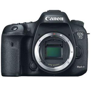 APPAREIL PHOTO RÉFLEX Canon EOS 7D MK II boiter nu (no Wifi) appareil ph