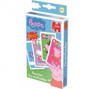 CARTES DE JEU DISET Peppa Pig - Jeu de Cartes 7 Familles