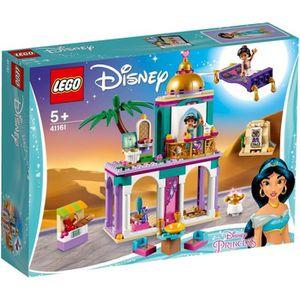 ASSEMBLAGE CONSTRUCTION LEGO® Disney 41161 Les Aventures Au Palais de Jasm