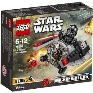 ASSEMBLAGE CONSTRUCTION LEGO® Star Wars 75161 Microfighter TIE Striker™
