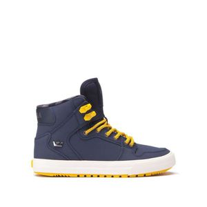 BASKET Chaussures SUPRA KIDS VAIDER CW outerspace goldenr