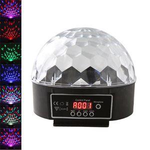LAMPE ET SPOT DE SCÈNE Lampe Scène Bluetooth Spot Projecteur Stade Éclair