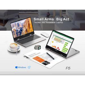 ORDINATEUR PORTABLE PC Portable Ordinateur Portable - Teclast F5 - 11,