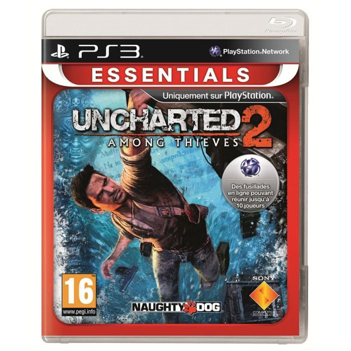 JEU PS3 Uncharted 2: Among Thieves Essential Jeu PS3
