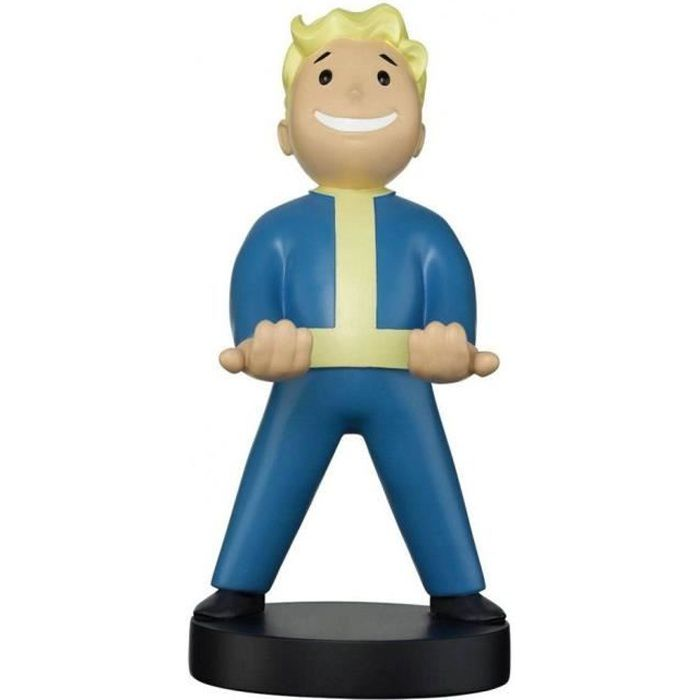 Figurine support et recharge manette Cable Guy Fallout: Vault Boy