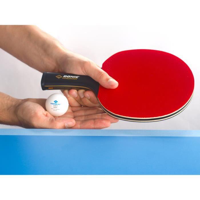 DONIC SCHILDKRÖT Raquette de tennis de table CarboTec 7000