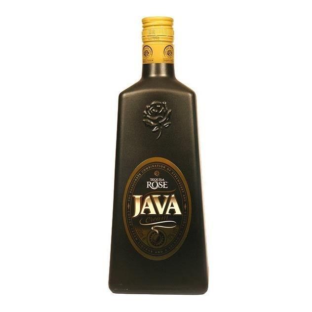 3 x Liqueur de crème à la tequila rose (750 ml)de Java