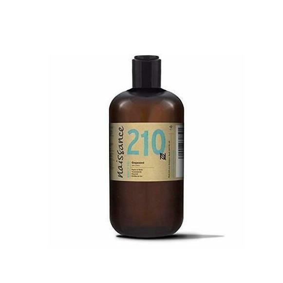 Naissance Huile de Pépins de Raisin (n° 210) 500 ml 100% naturelle, odeur neutre, huile légère, fine et soyeuse