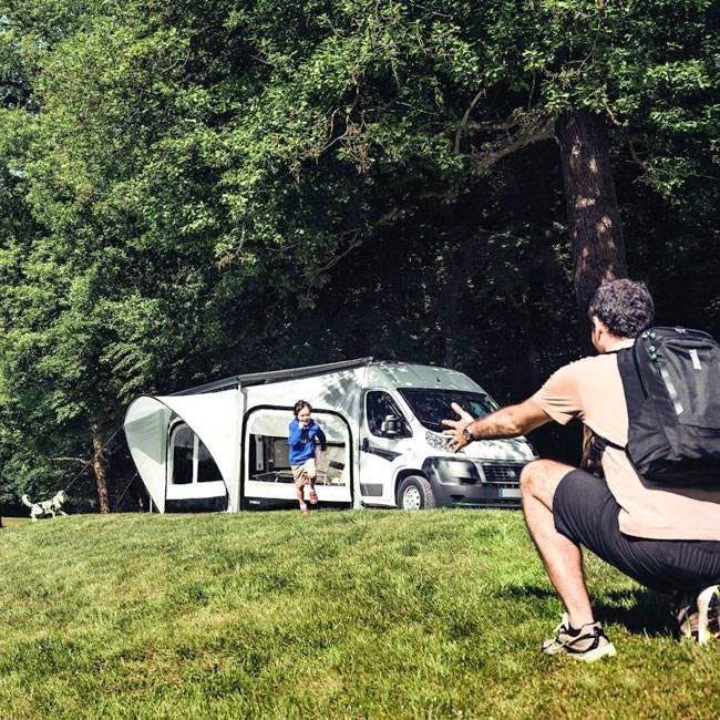 THULE Pièce à Vivre QuickFit 3,60 m M Camping-Car fourgon