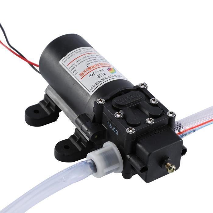Portable /électrique ext/érieur Pompe /à huile Pompe /à essence Pompe /à eau Pompes daspiration de transfert de carburant
