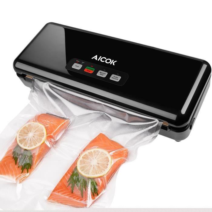 Automatique Nourriture scelleuse sous vide économiseur d/'emballage d/'Étanchéité Machine sous vide sac de rangement