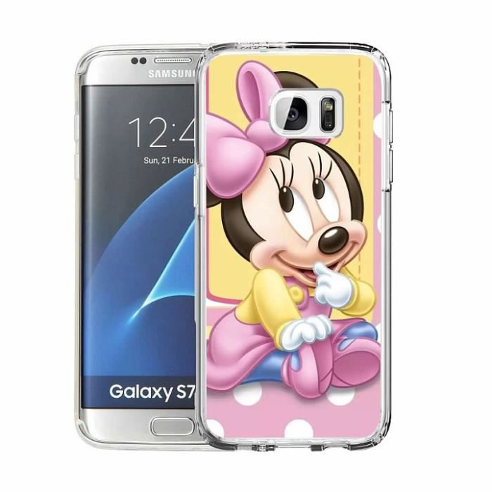 coque samsung galaxy s7 minnie