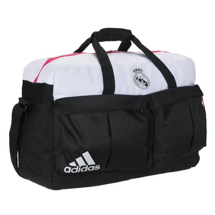 Sport Prix Cher Cdiscount Sac De Real Adidas Madrid Pas N8nkX0ZOwP