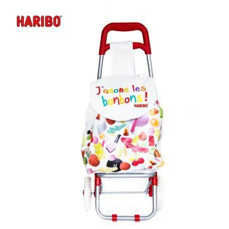 chariot de courses enfant haribo achat vente poussette de marche 3662737095161 cdiscount. Black Bedroom Furniture Sets. Home Design Ideas