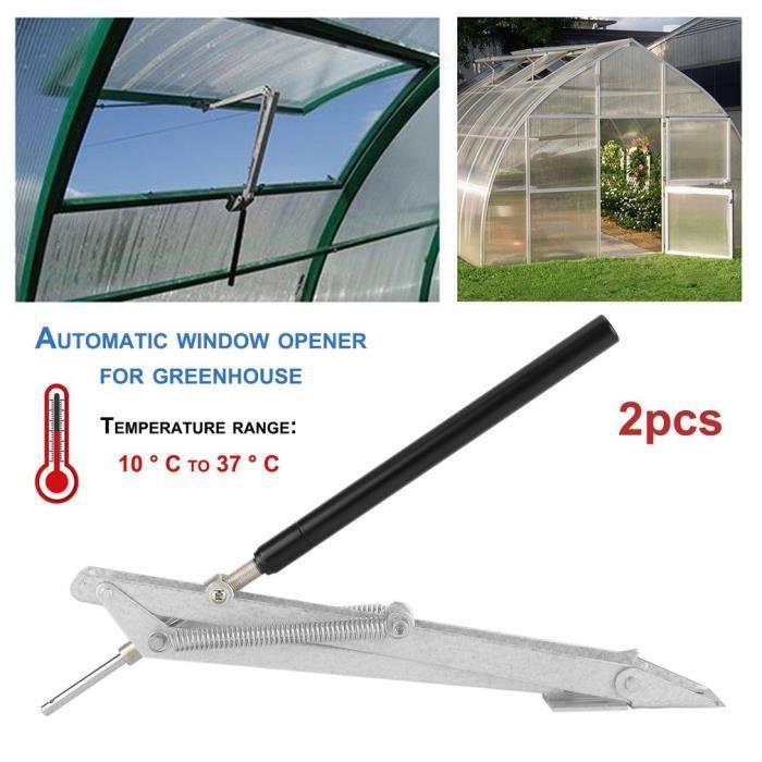 Serre Fenêtre automatique d/'ouverture de la chaleur solaire sensible Auto Vent Ouverture Kit