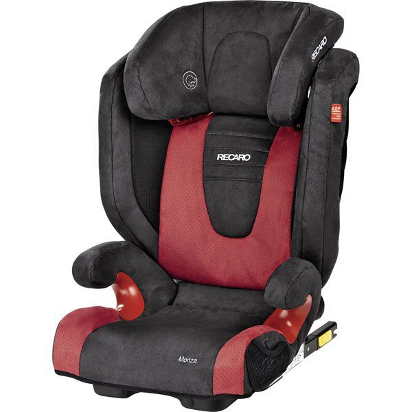recaro si ge auto monza seatfix gr2 3 cherry black achat. Black Bedroom Furniture Sets. Home Design Ideas