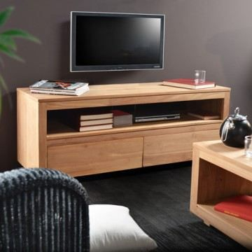 meuble tv en teck 140 anoa achat vente meuble tv meuble tv en teck 140 anoa cdiscount. Black Bedroom Furniture Sets. Home Design Ideas