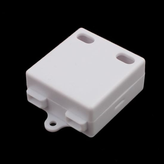 Borne électrique en plastique Projet raccordement connecteur boîtier 95x90x40mm