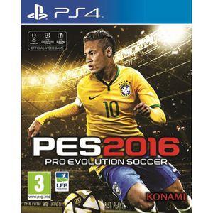 JEU PS4 PES 2016 Edition Day 1 Jeu PS4