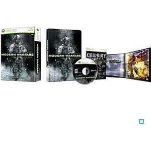 JEUX XBOX 360 CALL OF DUTY MODERN WARFARE 2 COLLECTOR XBOX 360