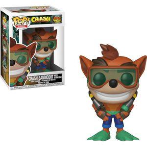 FIGURINE DE JEU Figurine Funko Pop! Crash Bandicoot: Scuba Crash