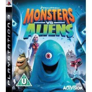 JEU PS3 Monsters vs. Aliens (Playstation 3) [UK IMPORT]