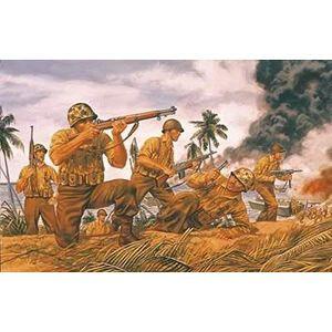 FIGURINE - PERSONNAGE US Marines