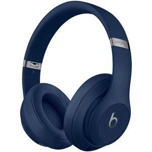 CASQUE - ÉCOUTEURS BEATS STUDIO3 Casque Bluetooth - Blue
