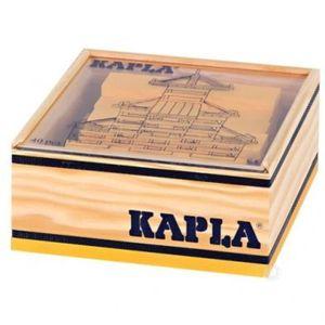 ASSEMBLAGE CONSTRUCTION Jeu D'Assemblage ZN3P3 Kapla - 40 bâtiment en bois