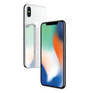 SMARTPHONE Apple iPhone X Gris Argent 64GB débloqué Smartphon