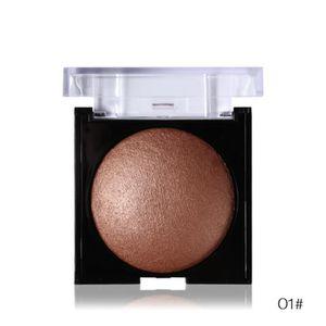 FARD A JOUE - BLUSH 01# Poudre de Blush Palette Concealer Correcteur d